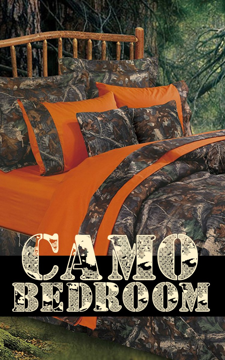 Create Kids Camo Bedroom