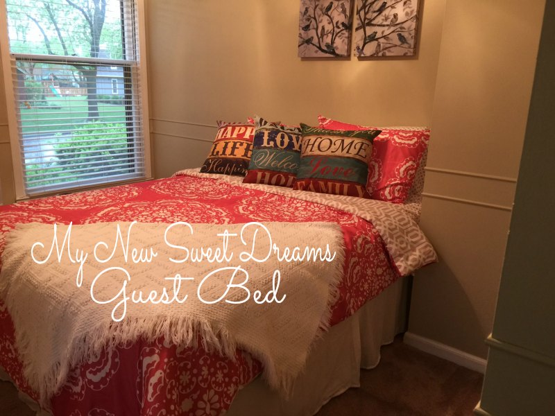 My New Sweet Dreams Guest Bed