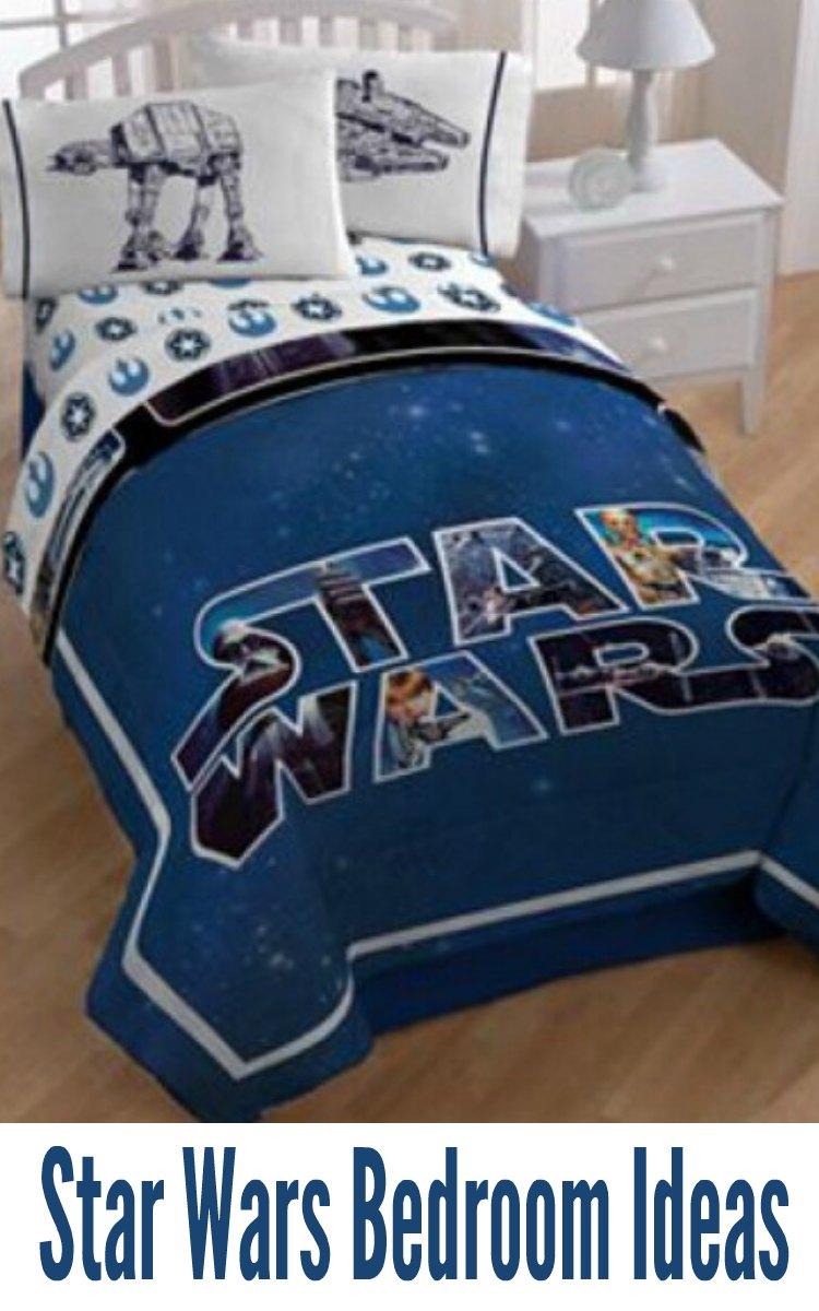 Star Wars Bedroom Ideas