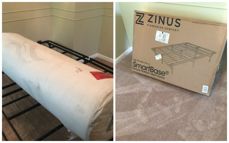 Zinus 12 Memory Foam Mattress