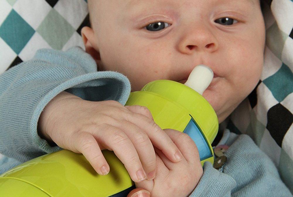 Self Warming Baby Bottle