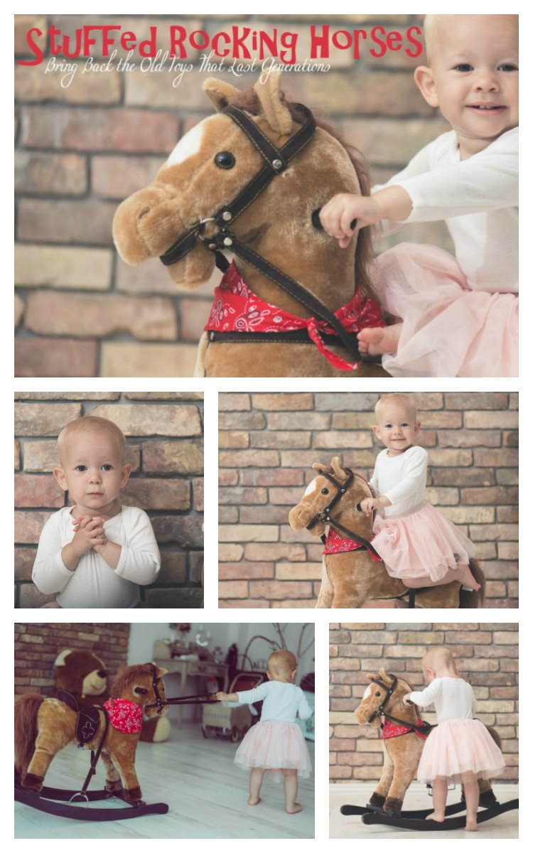 Stuffed Rocking Horses - Bring Back The Toys that Last