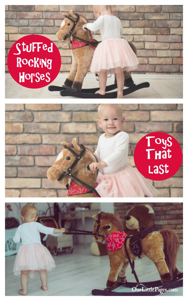 Stuffed Rocking Horses - Toys that Last