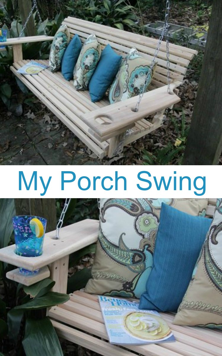 My Porch Swing